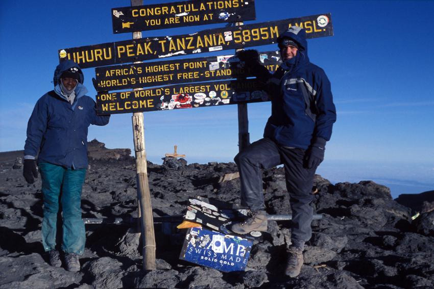 "Reisen – Tansania – ""Über die Machame Route auf den Kilimanjaro"""