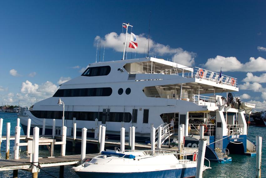 Aquacat Katamaran, Bahamas