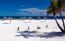 Bimini Island - Traumstrand in weiss