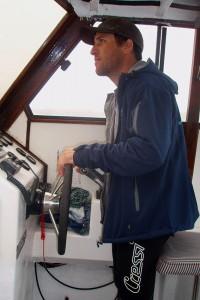 Morne als Kapitän