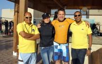 Orca Dive Club - Shaddy, Ramona, Jochen, ?