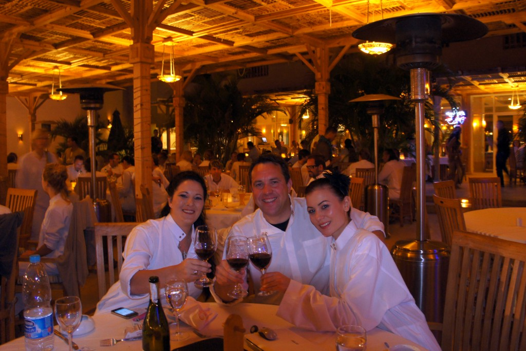 The Breakers Hotel - Traditionelles Abendessen