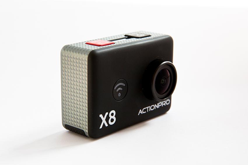 Erfahrungsbericht – ActionPro X8