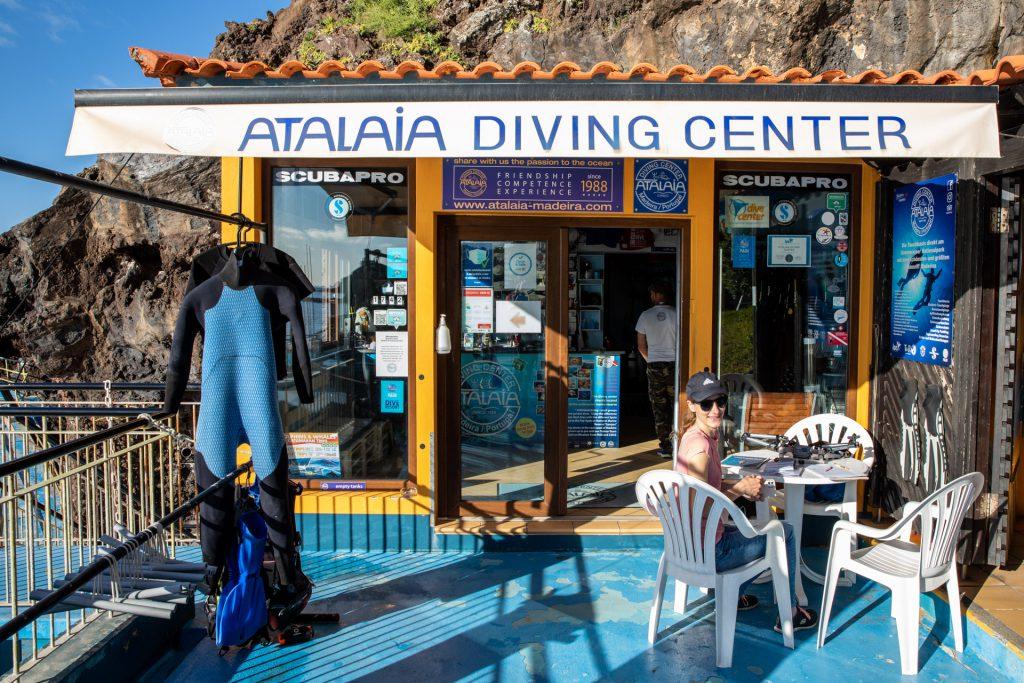 ATALAIA Dive Center Madeira