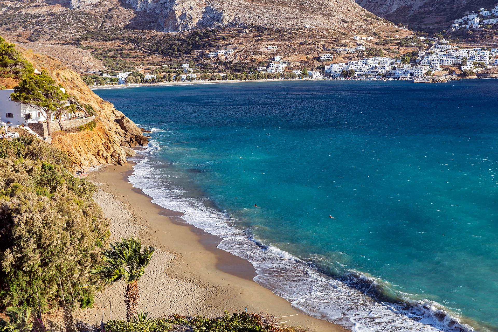 """Reisen – Amorgos – """"Die 9 schönsten Strände"""""""