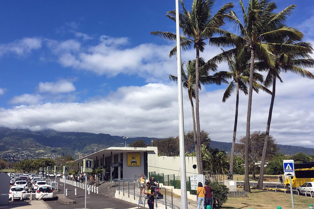 La Réunion - Autovermietung am Flughafen Roland Garros in Saint-Denis