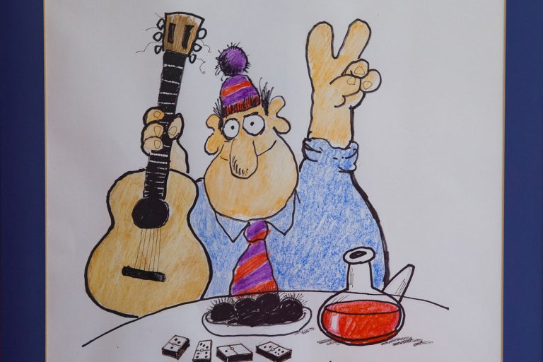 """Reisen – Cantada d'Havaneres – """"Josep Bastons – Der Mann mit der Gitarre"""""""